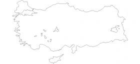 autocad-turkiye-haritasi-cizimi