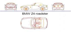 bmw-z4-roadster-dwgindir