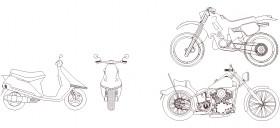 motosiklet-cizimlleri-dwgindir