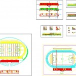 Stadyum mimari projesi