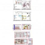 Yatak odası mobilya detayları