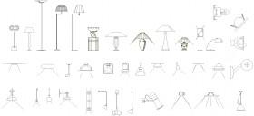 aplik-ve-spot-lamba-cizimleri-dwgindir