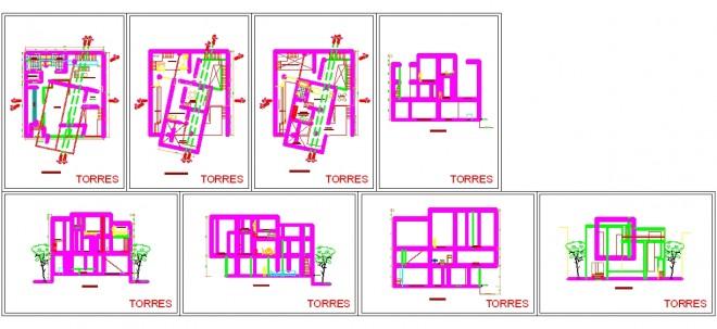 asimetrik-villa-projesi-dwgindir-1