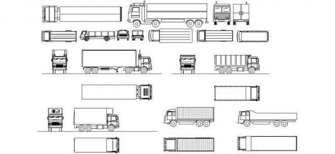 autocad-kamyon-cizimleri-dwgindir