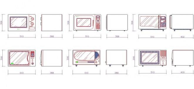 autocad-mikrodalga-firin-tefrisleri-dwgindir