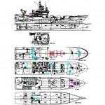 Balıkçı gemisi projesi