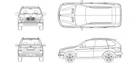 bmw-x5-jeep-dwgindir