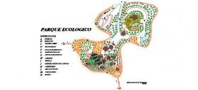 Ekolojik park genel planı