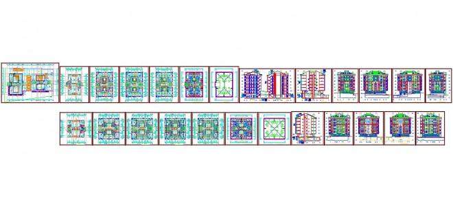 iki-bloklu-mimari-site-projesi-dwgindir-1