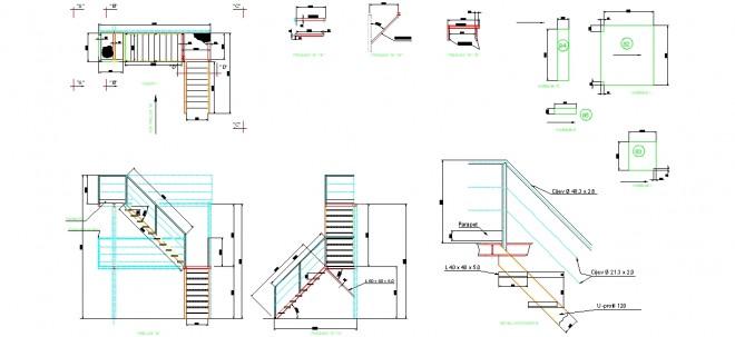 l-merdiven-detayi-dwg-indir