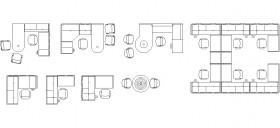 moduler-ofis-mobilyalari-dwgindir