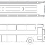 Otobüs çizimi