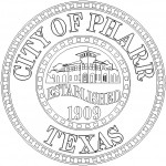 Pharr şehri sembolü