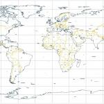 Siyasi dünya haritası çizimi