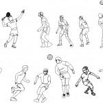 Spor yapan insanlar