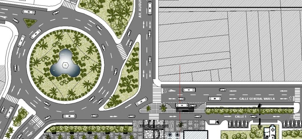 Toplu konut projesi yakın plan görünüşü - 1