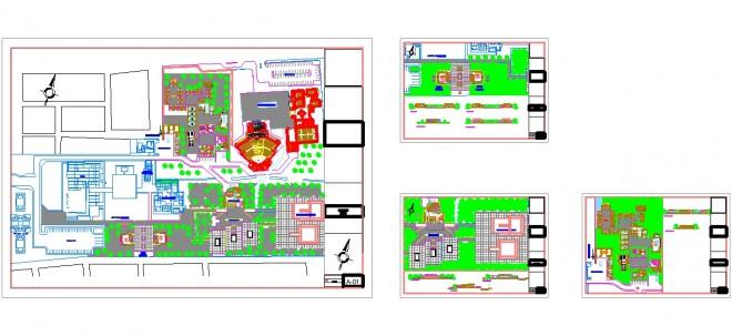 arkeoloji-muzesi-autocad-projesi-dwgindir-1