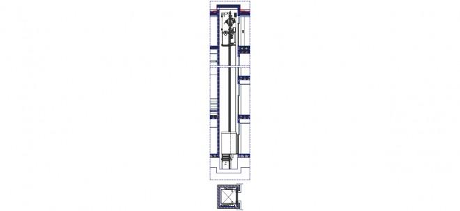 autocad-asansor-cizimi-indir-dwgindir