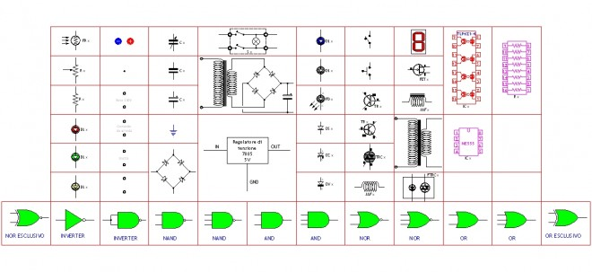 autocad-elektronik-sembolleri-dwgindir