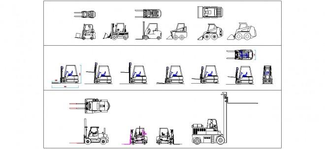 autocad-forklift-cizimleri-dwgindir