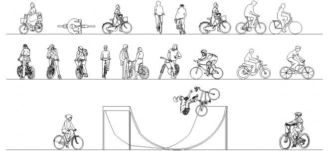 bisikletli-insanlar-dwgindir