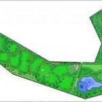 Golf sahası projesi