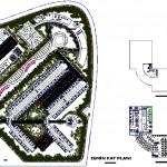 Hapishane projesi plan çizimleri