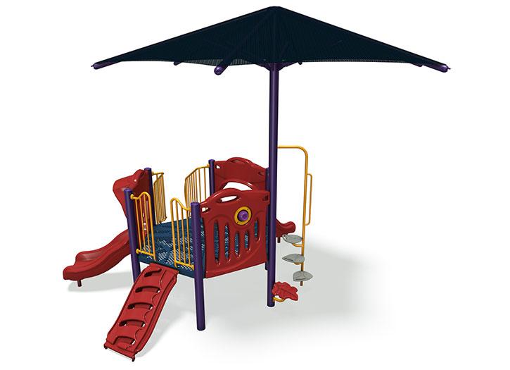 Ufak çocuk parkı
