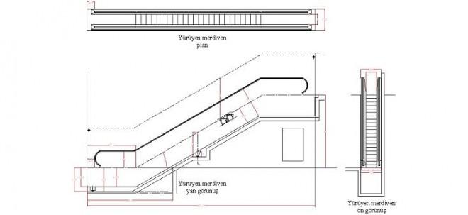 yuruyen-merdiven-dwg-dwgindir