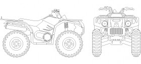 atv-dort-tekerlekli-motosiklet-cizimi-dwgindir