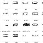 Autocad vasıta tefrişleri