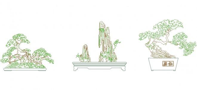 bonsai-agaci-cizimleri-dwgindir