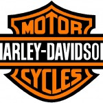 Harley davidson logo çizimi