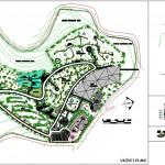 Hayvanat bahçesi projesi autocad çizimleri