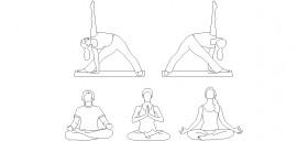 yoga-yapan-insanlar-dwgindir