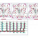 Apartman kalorifer tesisatı projesi