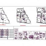 Apartman sıhhi tesisat projesi
