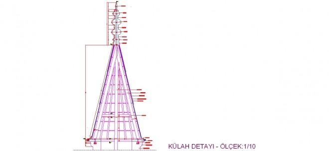cami-minaresi-kulah-detayi-dwgindir