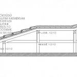 Çatı kesit detayı