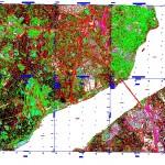 İstanbul boğazı harita paftaları