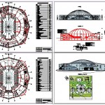 Spor kompleksi mimari proje