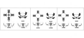zemin-sabitlemeli-yuvarlak-masalar-ve-arkalikli-sandalyeler-dwgindir