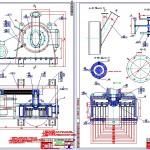Autocad motor çizimi