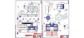 autocad-motor-cizimi-dwgindir
