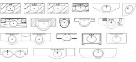 hilton-lavabo-plan-cizimleri-dwgindir