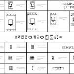 Siemens kompakt şalter ve sigorta çizimleri