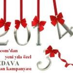 2014 yeni yıl kampanyası