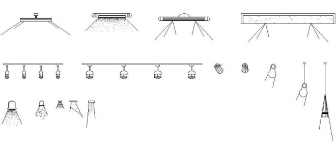 noktasal-aydinlatma-armaturleri-dwgindir