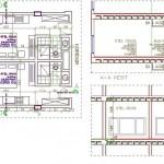Otel odası projesi autocad