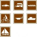 Trafik bilgi levhaları – araçlar